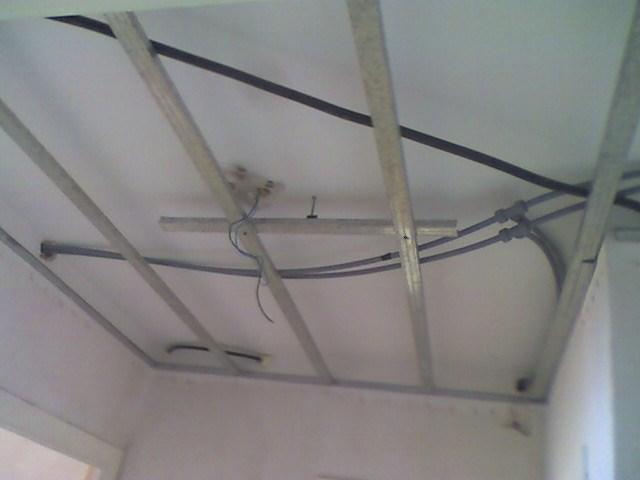 Techo de pladur - Bajar techos con pladur ...