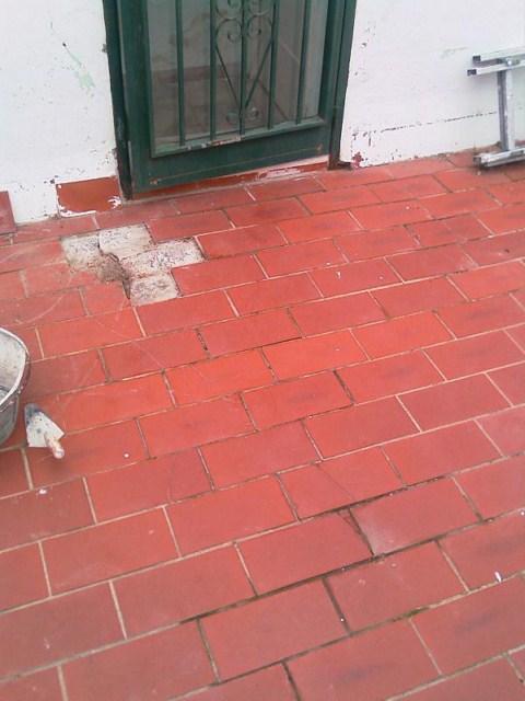 Cambiar suelo de terraza - Suelo de madera para terraza ...