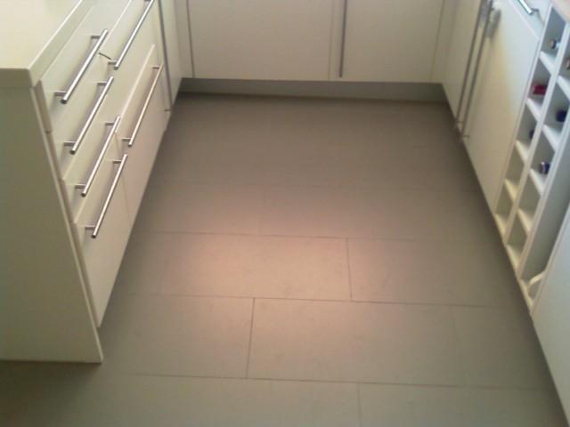 Cambiar suelo de cocina - Suelo de cocina ...
