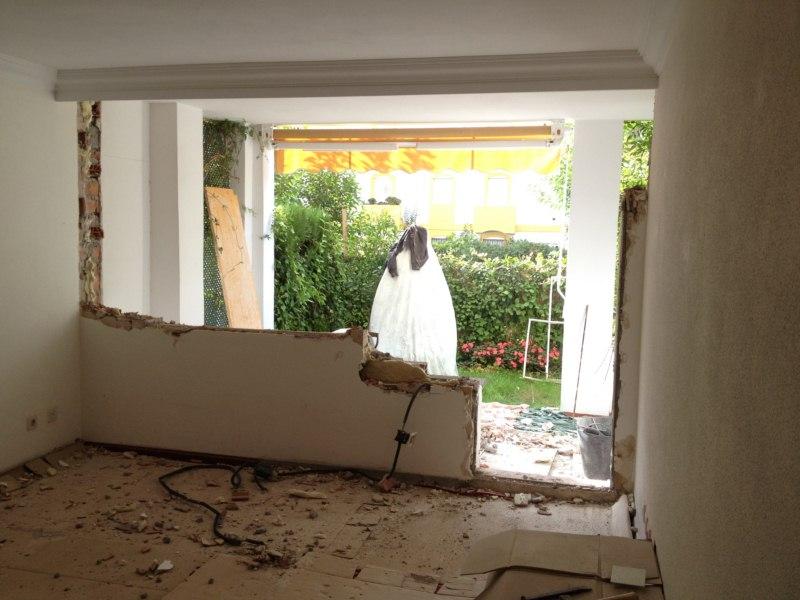 Ventanal de pvc - Impermeabilizar paredes interiores ...