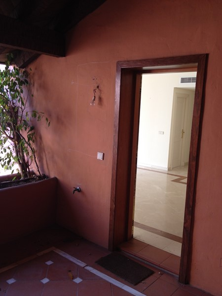 Quitar puerta de entrada y cerrar terraza - Puertas de terraza ...